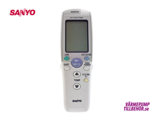 Remote controller for Sanyo SAP-KRV124EHDXN