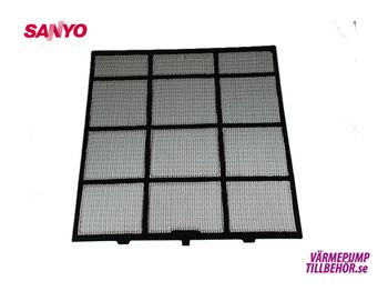 Filter till Sanyo SAP-KRV124EHDXN och SAP-KRV124EHN