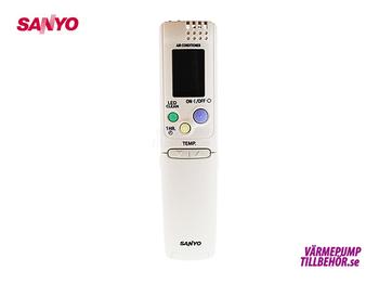 Remote controller for Sanyo SAP-KRV96/126EHN and SAP-KRV96/126EHDSN