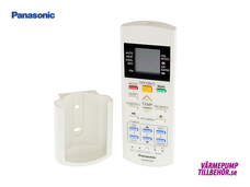 CWA75C2807 - Remote control for Panasonic heat pump and air conditioner