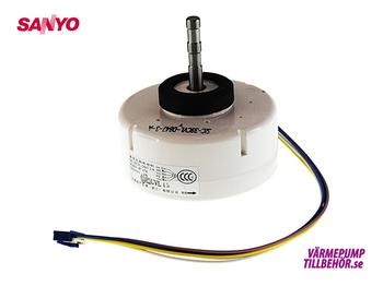 Fläktmotor till Sanyo SAP-KRV124EHDXN och SAP-KRV96/126EHDSN