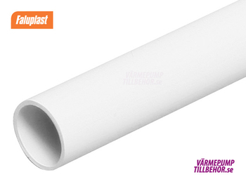 Avlopps/dräneringsrör 32/40 mm