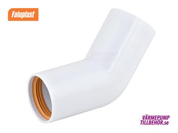 Vinkel 32/40 mm x 45°