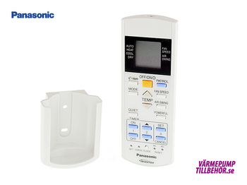 CWA75C3006 - Remote control for Panasonic heat pump and air conditioner