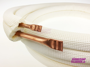 """Copper tube with external dimension 1/4""""-3/8"""", 20 meters"""