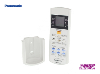 CWA75C3115 - Remote control for Panasonic heat pump and air conditioner