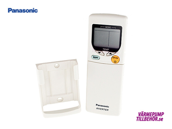 CWA75C2616-1 - Remote control for Panasonic heat pump and air conditioner