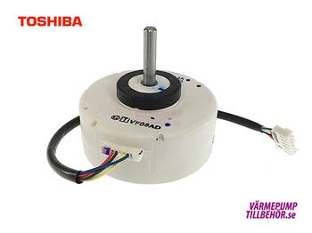 Toshiba fläktmotor innedel